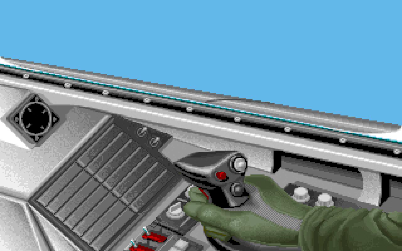 Falcon 3.0 stick