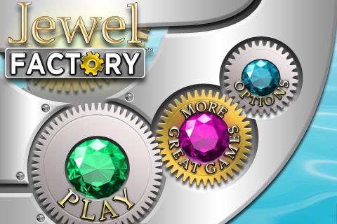 Jewel Factory Main UI