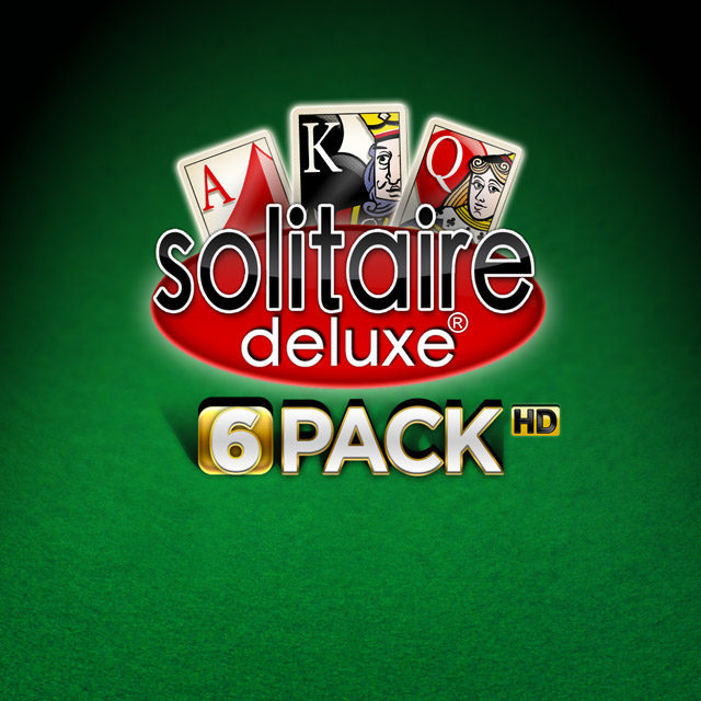 Solitaire Deluxe for iPad Splash Screen