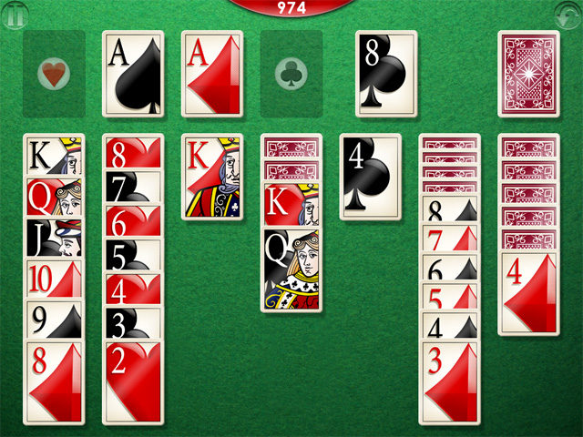 Solitaire Deluxe for iPad