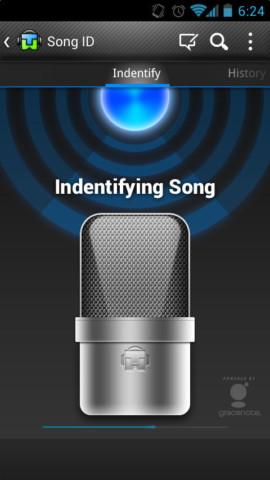 Tunewiki song ID